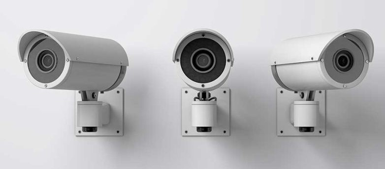 high definition CCTV security system at Mayoor
